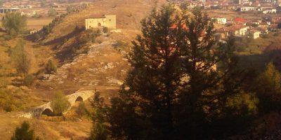 puente romano, san juan y el castillo