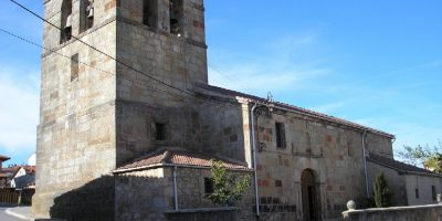 Navaleno iglesia