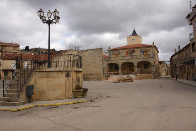 Palacios plaza